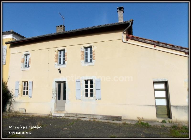 Maison de 174  m2 - Hagetmau (40700)