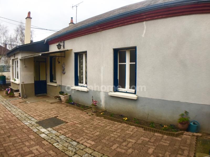 Maison de 89  m2 - Fleury-les-Aubrais (45400)