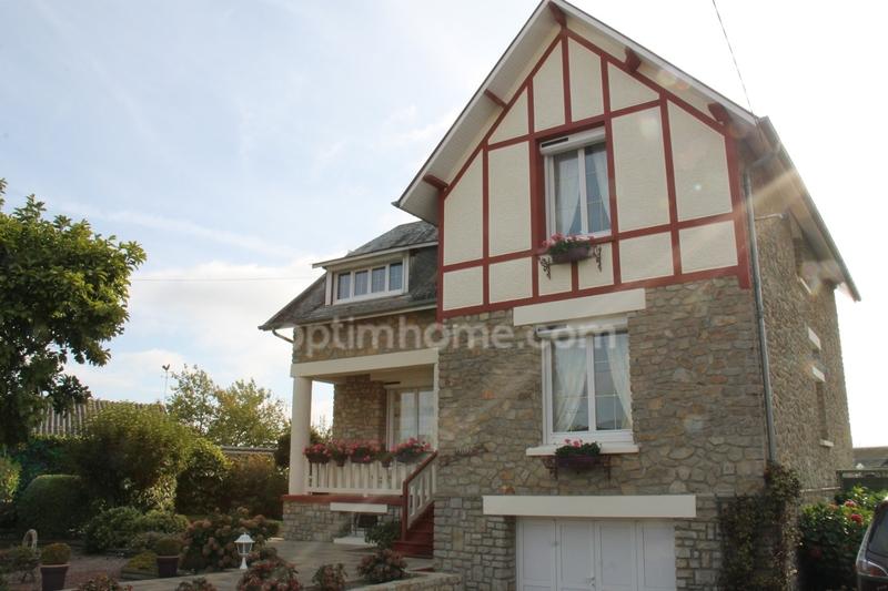 Maison de 130  m2 - Pontorson (50170)