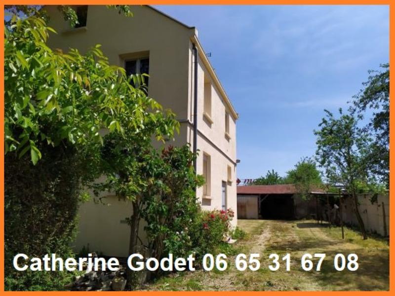 Maison de 91  m2 - Châteauneuf-en-Thymerais (28170)