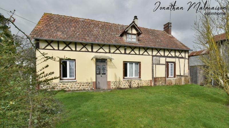 Maison de 90  m2 - Conches-en-Ouche (27190)