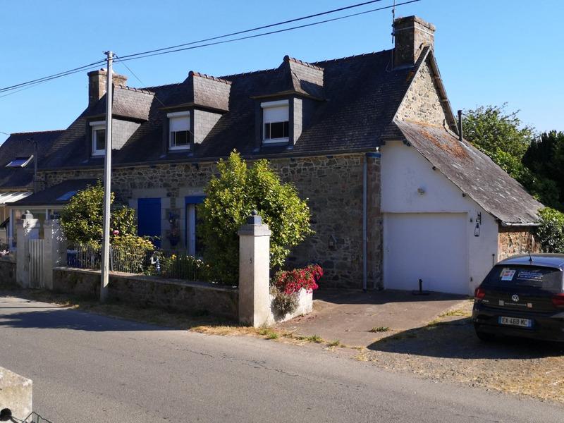 Longère de 120  m2 - Pommerit-le-Vicomte (22200)