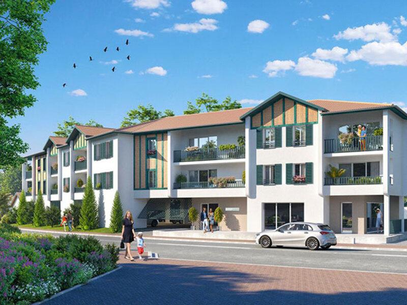 Appartement de 44  m2 - Sanguinet (40460)