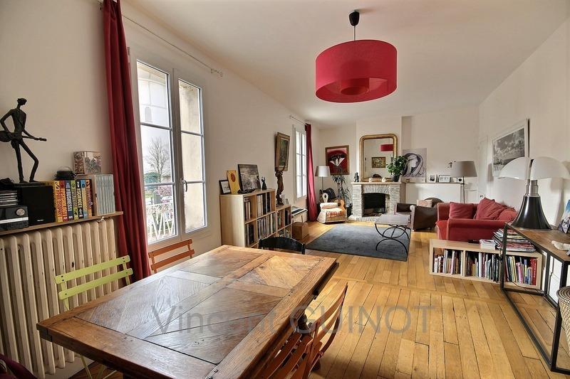 Appartement ancien de 104  m2 - Saint-Germain-en-Laye (78100)