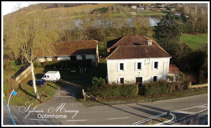 Maison de 105  m2 - Castéra-Verduzan (32410)