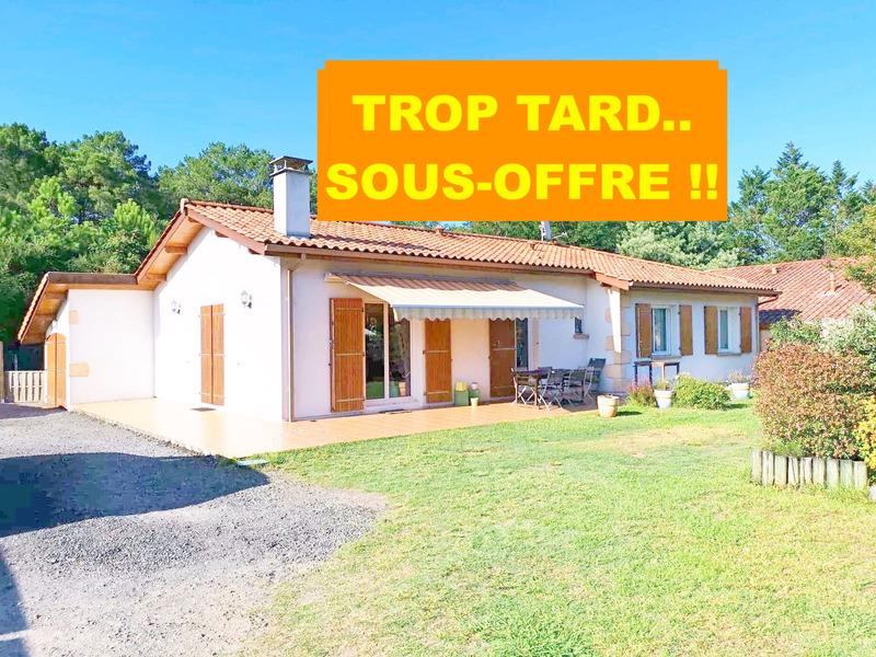 Maison de 112  m2 - Tarnos (40220)