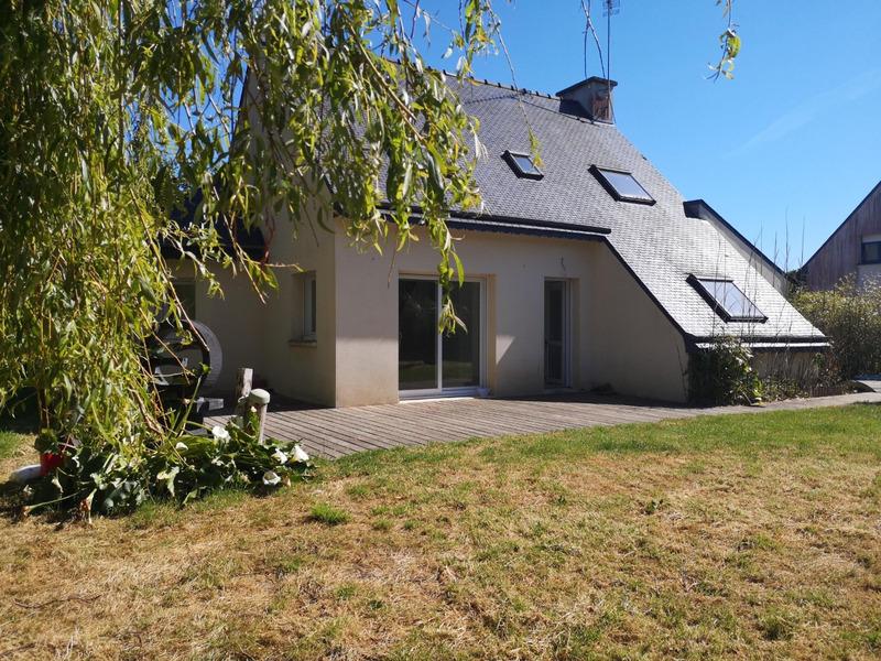 Maison contemporaine de 105  m2 - Pommerit-le-Vicomte (22200)