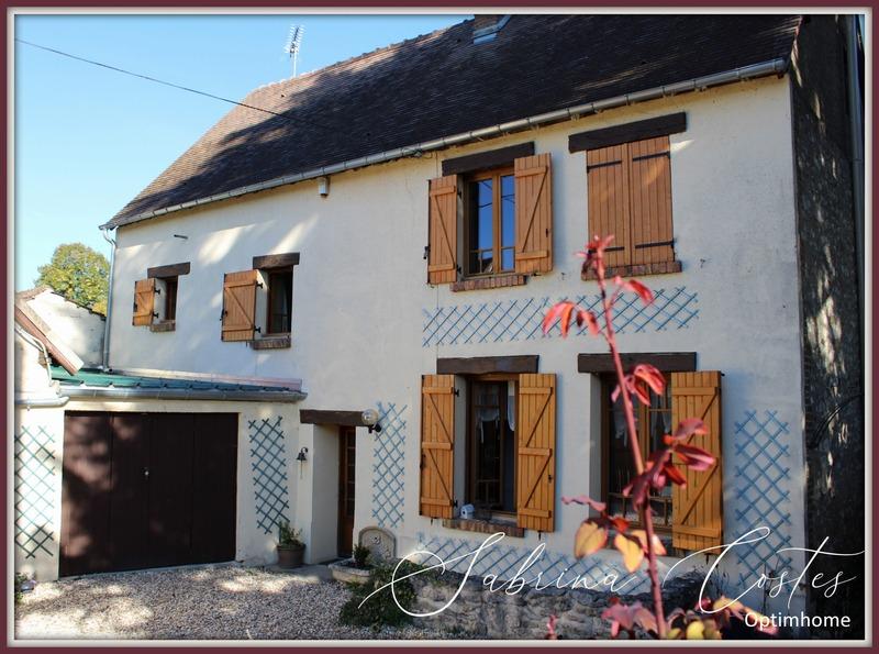 Maison de village de 88  m2 - Gaillon (27600)