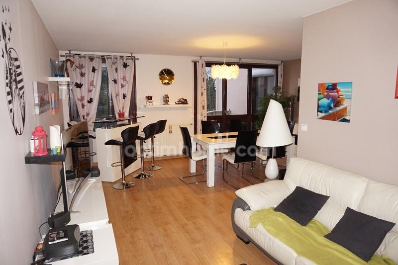 Appartement en résidence de 98  m2 - Abbeville (80100)