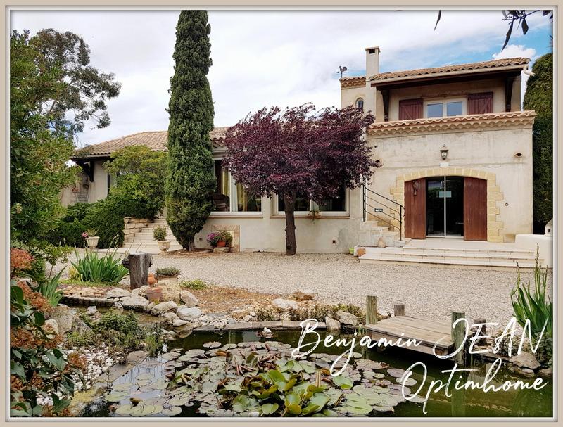 Maison de 230  m2 - Sérignan (34410)