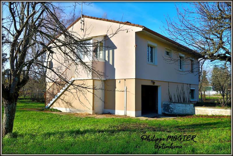 Maison individuelle de 110  m2 - Abrest (03200)