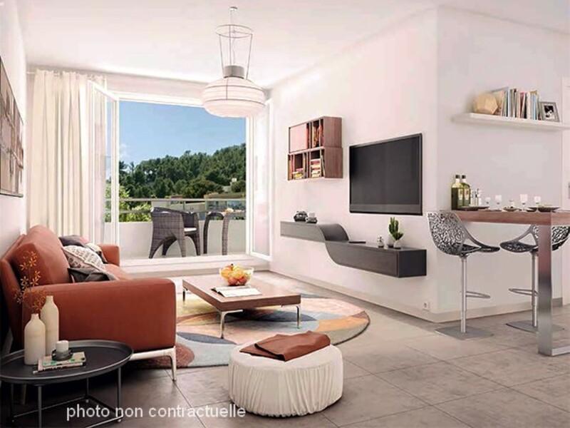 Appartement de 58  m2 - La Bouilladisse (13720)