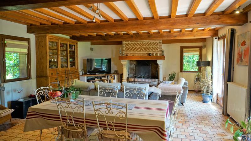Maison de caractère de 220  m2 - Pont-Audemer (27500)
