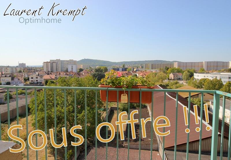 Appartement de 77  m2 - Plappeville (57050)