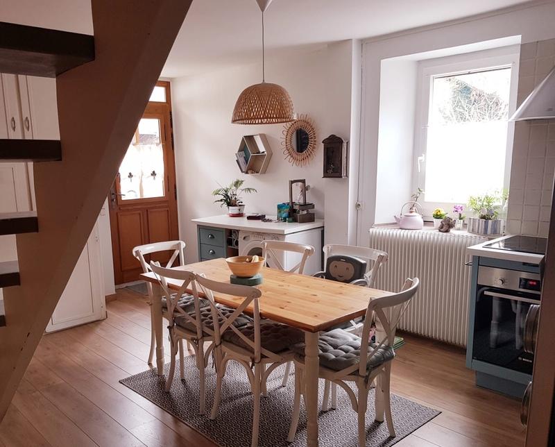 Maison de village de 155  m2 - Lully (74890)