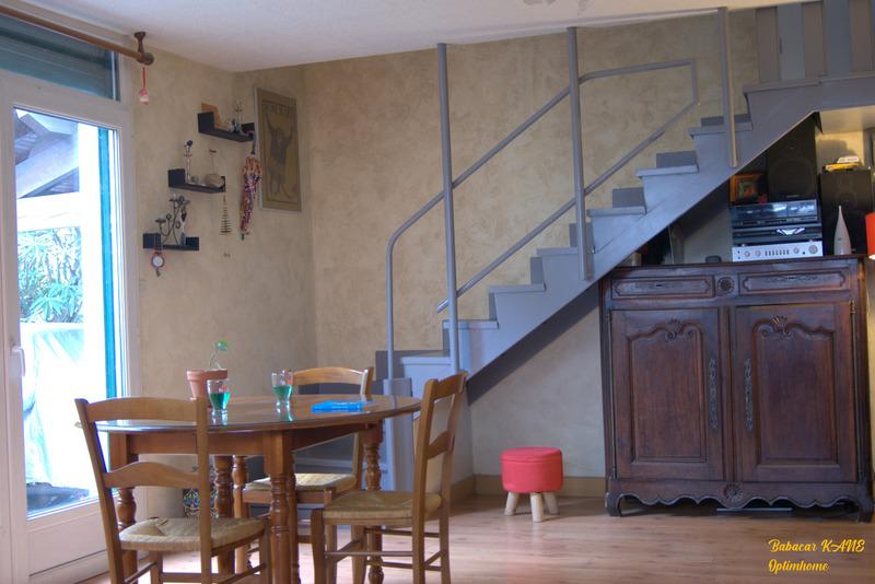Maison de ville de 115  m2 - Toulouse (31100)