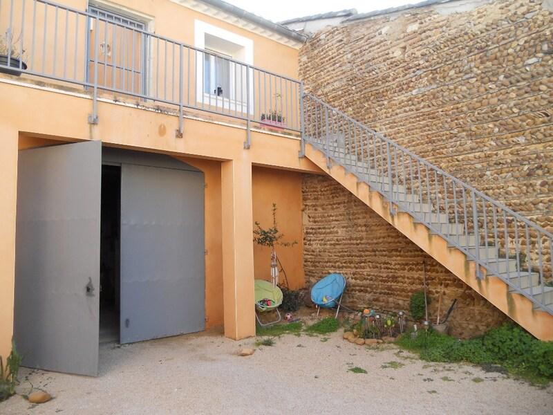 Maison vigneronne de 106  m2 - Générac (30510)