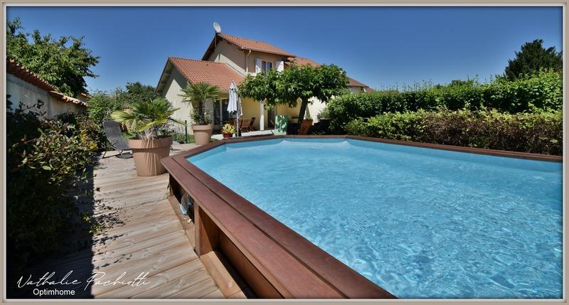 Maison de 108  m2 - Sillans (38590)