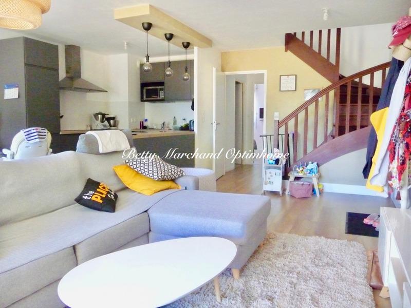 Appartement en rez-de-jardin de 82  m2 - Vannes (56000)