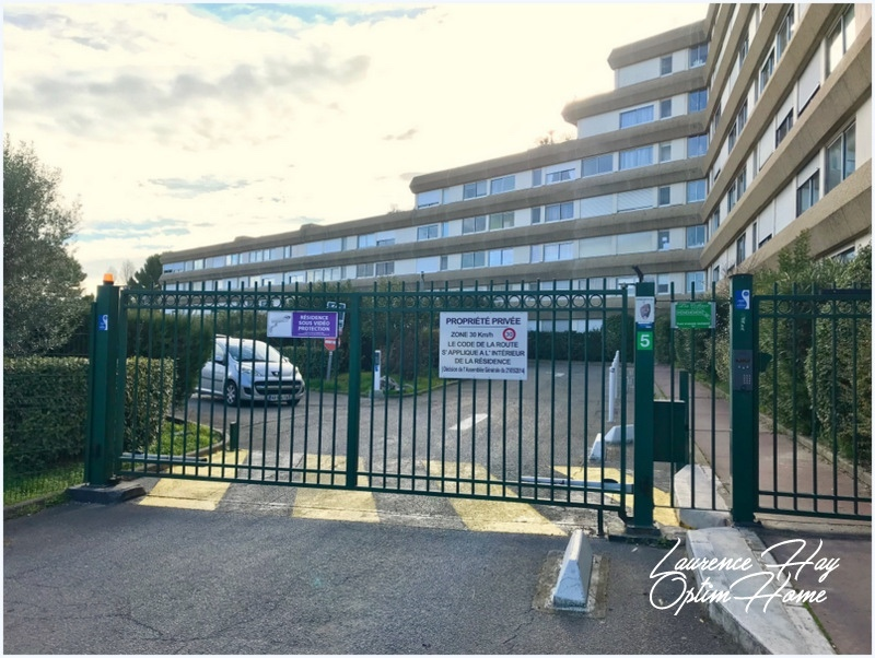 Parking extérieur de   m2 - Montpellier (34070)