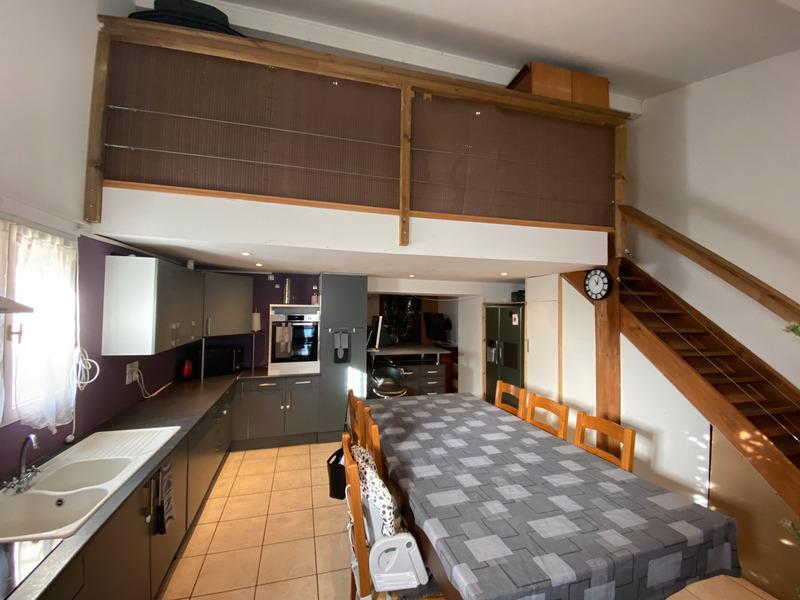 Maison en pierre de 96  m2 - Saint-Caprais-de-Bordeaux (33880)