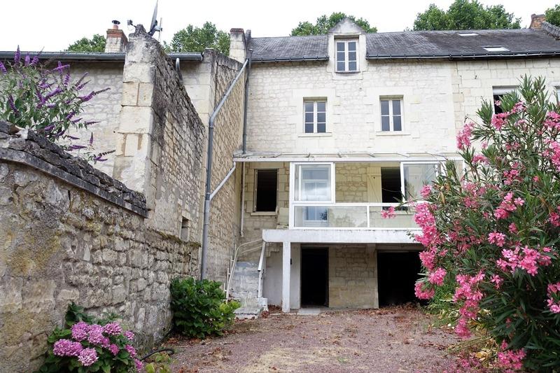 Maison de ville de 140  m2 - Chinon (37500)