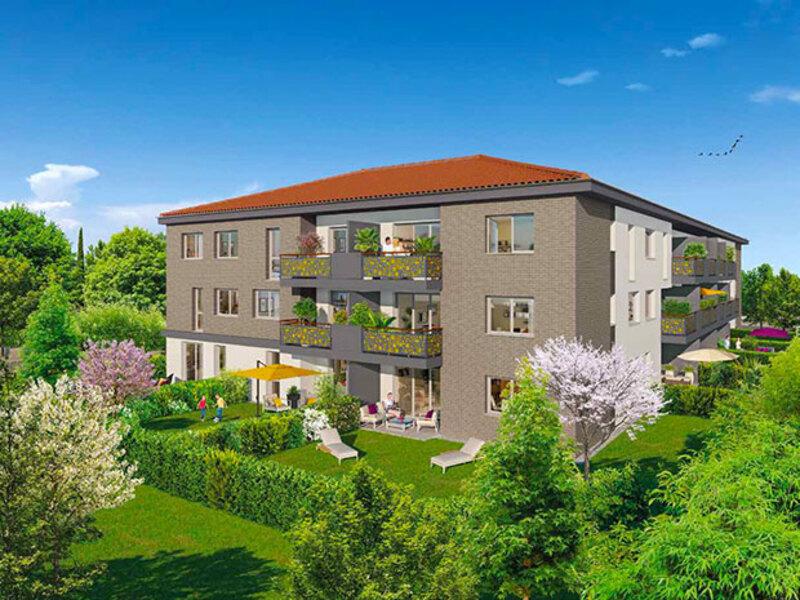 Appartement de 62  m2 - Castanet-Tolosan (31320)
