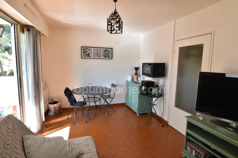 Appartement ancien de 21  m2 - Saint-Mandrier-sur-Mer (83430)