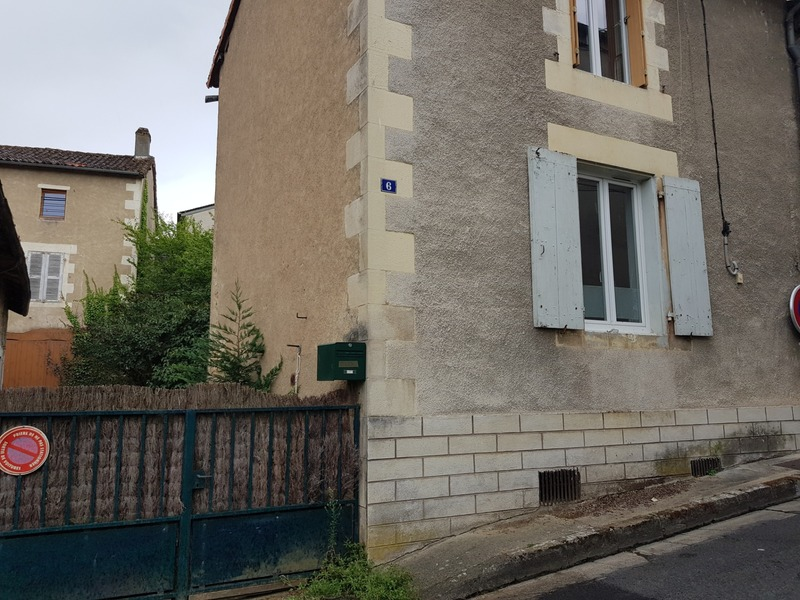 Maison de ville de 57  m2 - Montmorillon (86500)