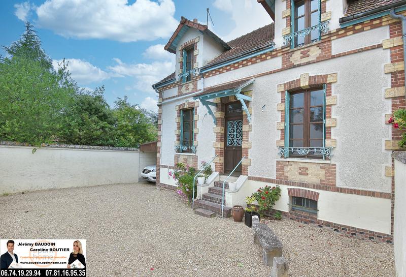 Maison de 100  m2 - Nogent-le-Roi (28210)