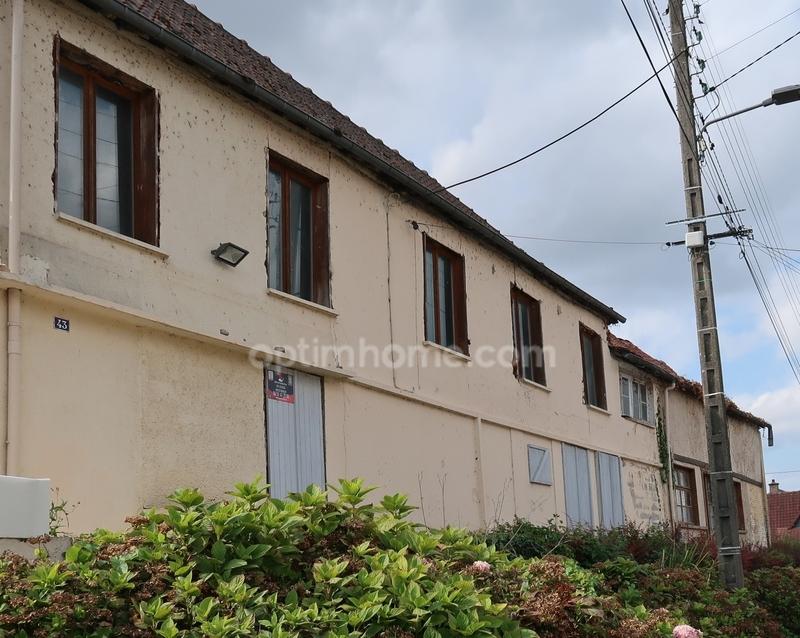 Maison de village de 369  m2 - Abbeville (80100)