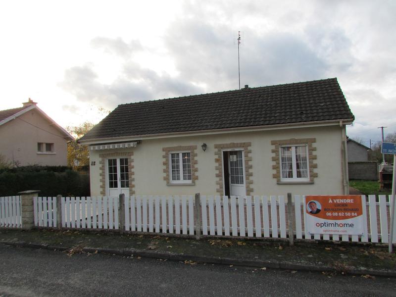 Maison individuelle de 65  m2 - Palinges (71430)