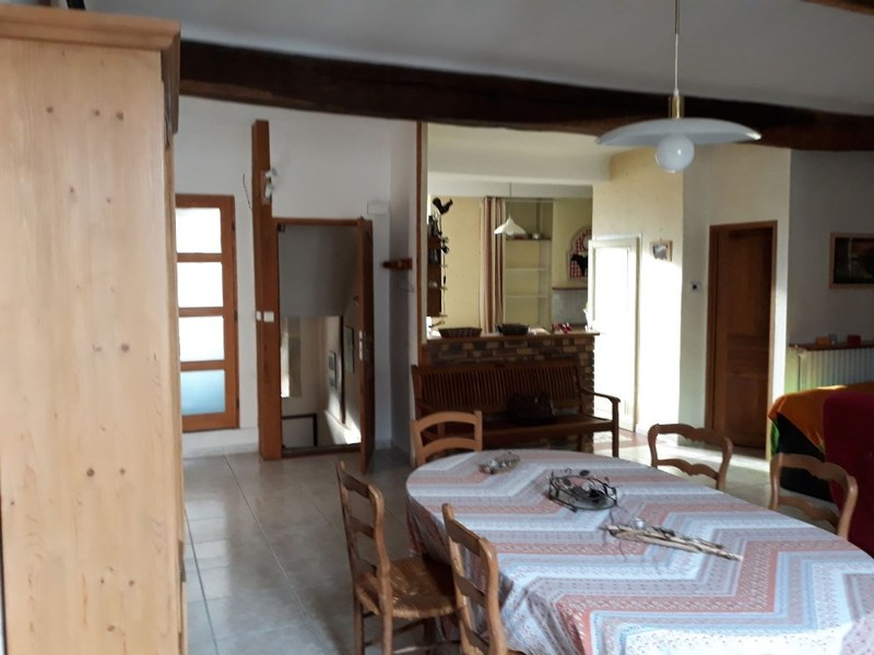 Appartement rénové de 98  m2 - Autun (71400)