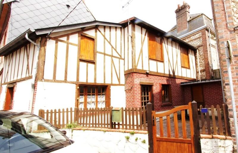 Maison de ville de 60  m2 - Pont-Audemer (27500)