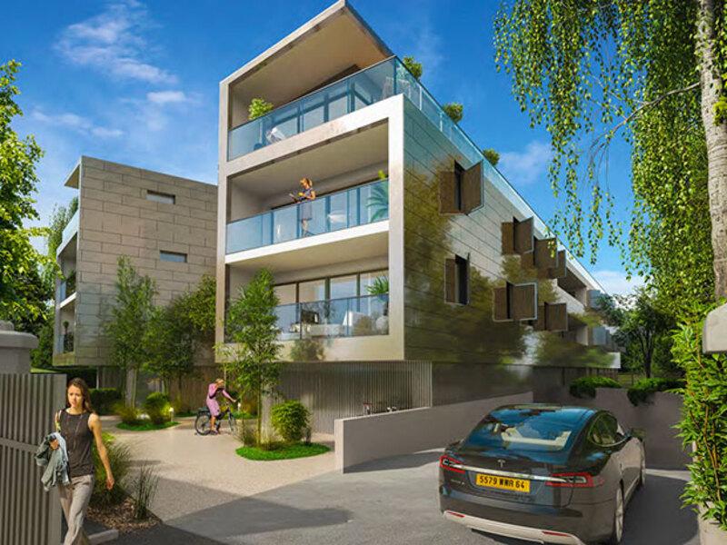 Appartement de 67  m2 - Bordeaux (33200)
