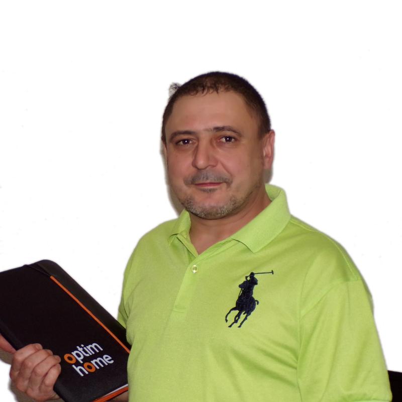 Conseiller immobilier Optimhome Mehdi MAOUCHE