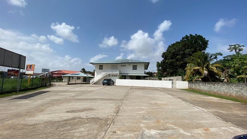 Immeuble de rapport de   m2 - Cayenne (97300)