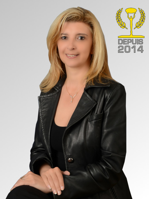 Conseiller immobilier Optimhome Evelyne LEVRA