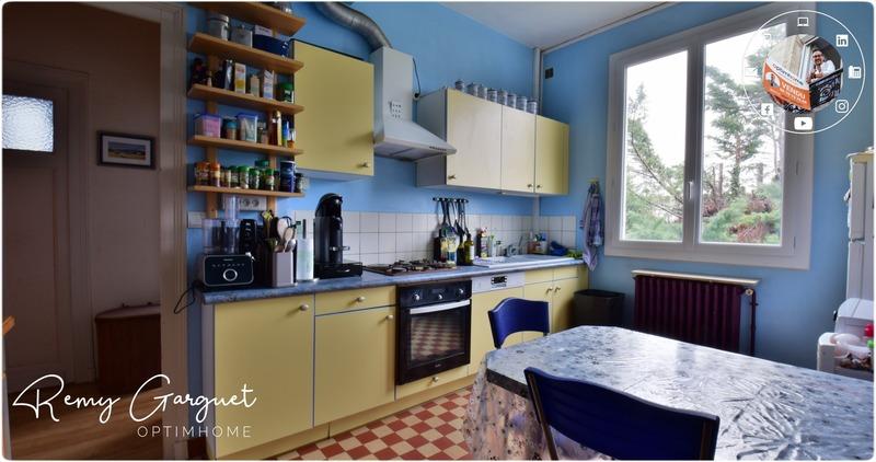Maison de 125  m2 - Bordeaux (33300)