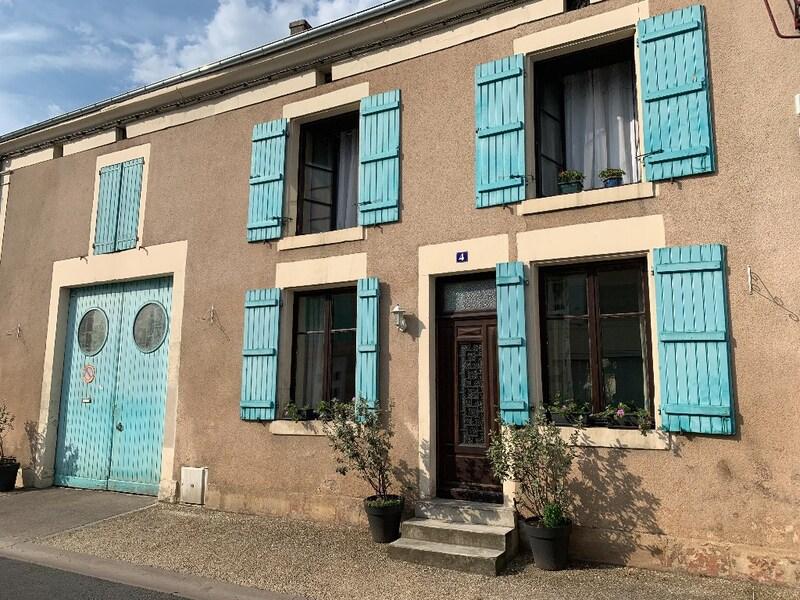 Maison de 155  m2 - Ancerville (55170)