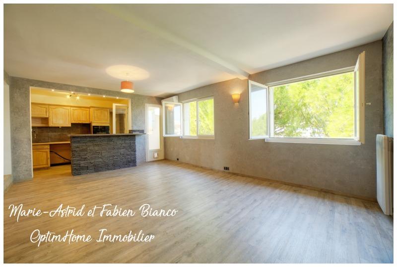 Appartement rénové de 62  m2 - Draguignan (83300)