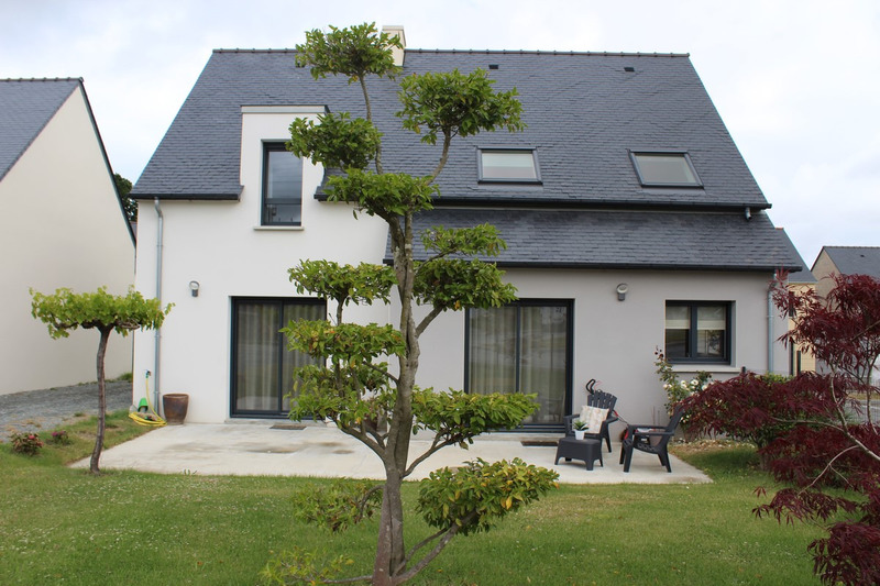 Maison contemporaine de 135  m2 - Dinard (35800)