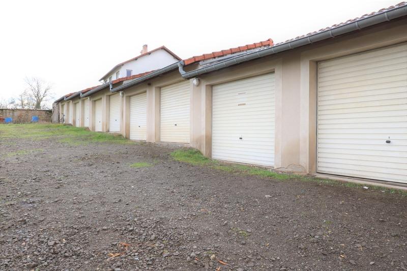 Garage (Stationnement) de   m2 - Thionville (57100)