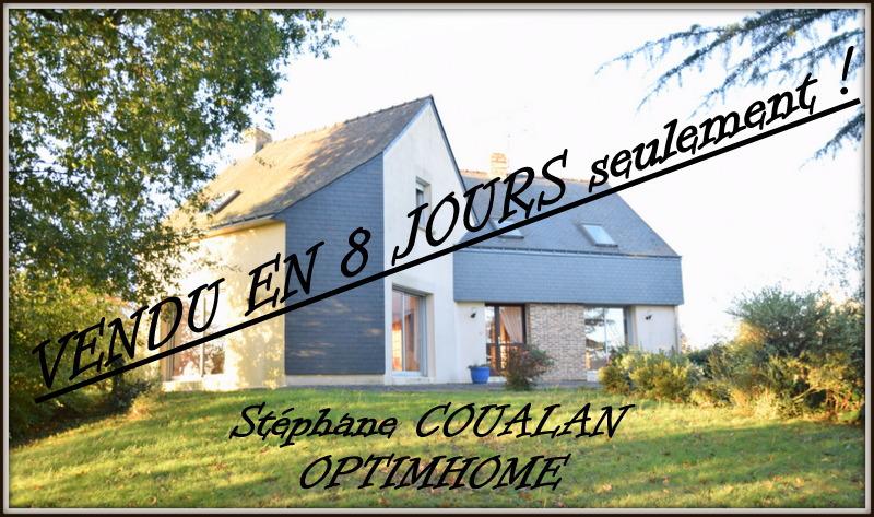 Maison contemporaine de 154  m2 - Janzé (35150)