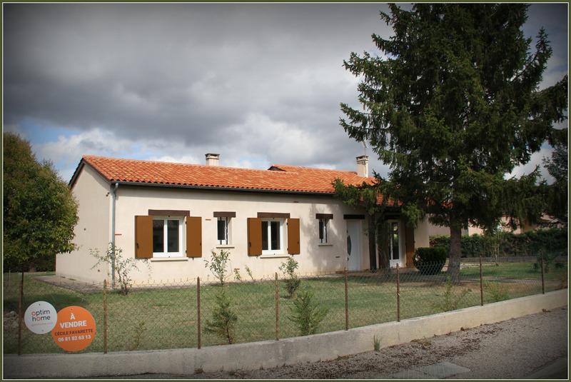 Maison individuelle de 110  m2 - Villeneuve-sur-Lot (47300)