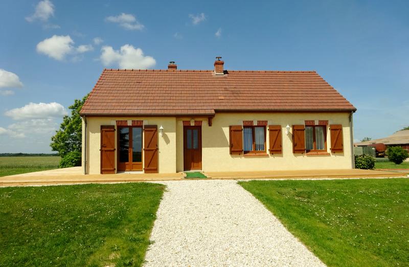 Maison de 104  m2 - La Selle-sur-le-Bied (45210)