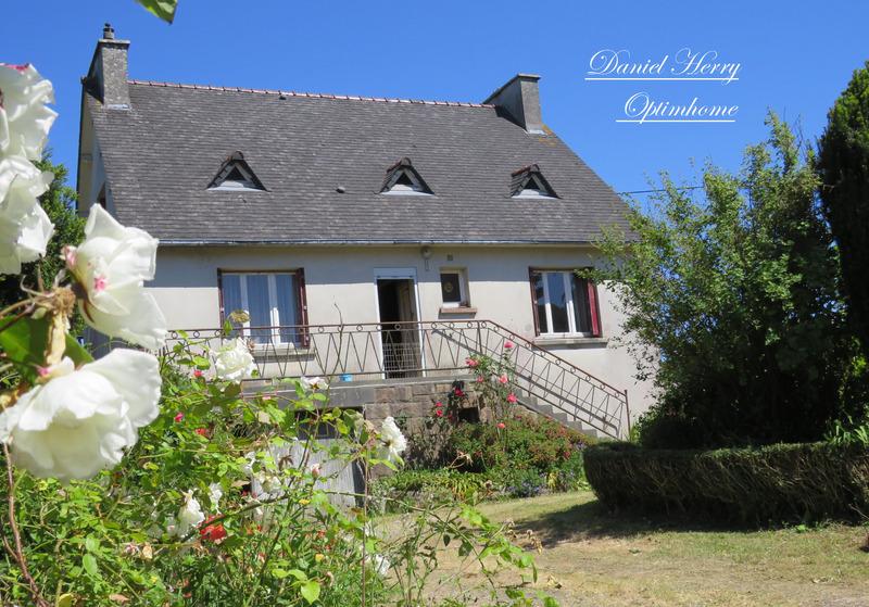 Maison individuelle de 106  m2 - Landivisiau (29400)