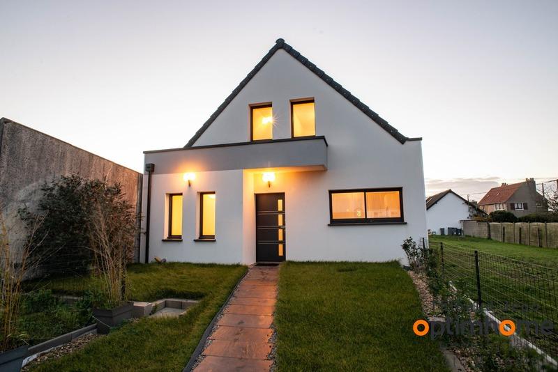 Maison individuelle de 107  m2 - Wimereux (62930)