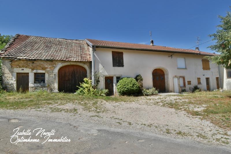 Maison de village de 73  m2 - Arinthod (39240)