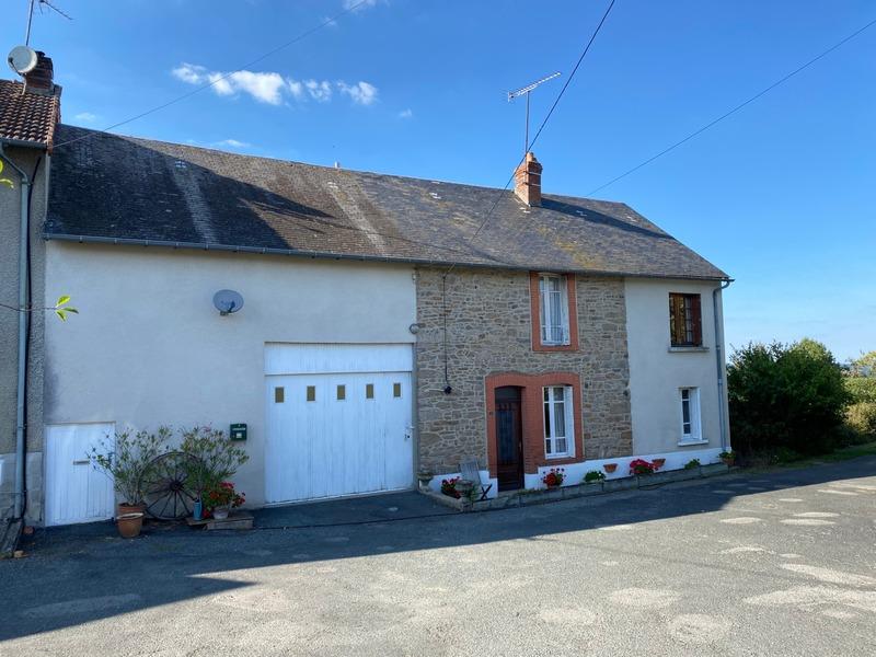 Maison de village de 95  m2 - Colondannes (23800)